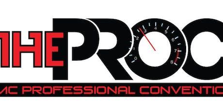 17th Annual MC PROfessional Convention 2020 HOUSTON TX  tickets