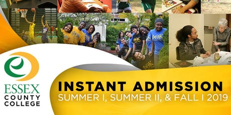 Instant Admissions - Main Campus tickets