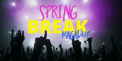 Magaluf Spring Break Party 2019