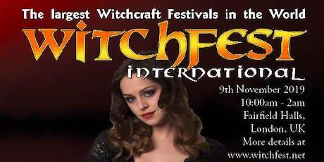Witchfest International 2019 tickets