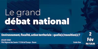 Environnement, fiscalité, action territoriale... quelle(s) transition(s) ?