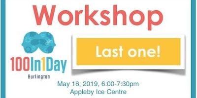 100in1Day Workshop - General