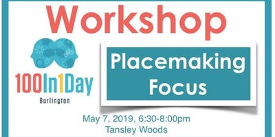 100in1Day Workshop - Placemaking Focus