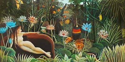 50 tinten groen met Henri Rousseau