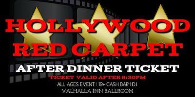 AFTER DINNER TICKETS: ESS/LUNA Red Carpet Formal