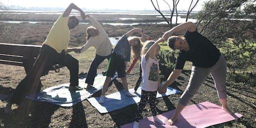 家庭瑜伽-春天