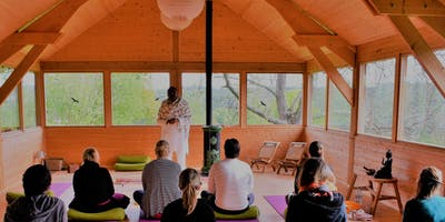 One Day Retreat in Yoga Ayurveda Meditation, with Yogi Alexander
