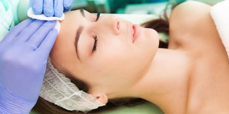 Estelle Continuing Education - O2 How-To: Oxygen Infusion Facial - July 25th 2019, 9:30am-3pm - 5 CEU Hours tickets