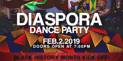 Diaspora Dance Party