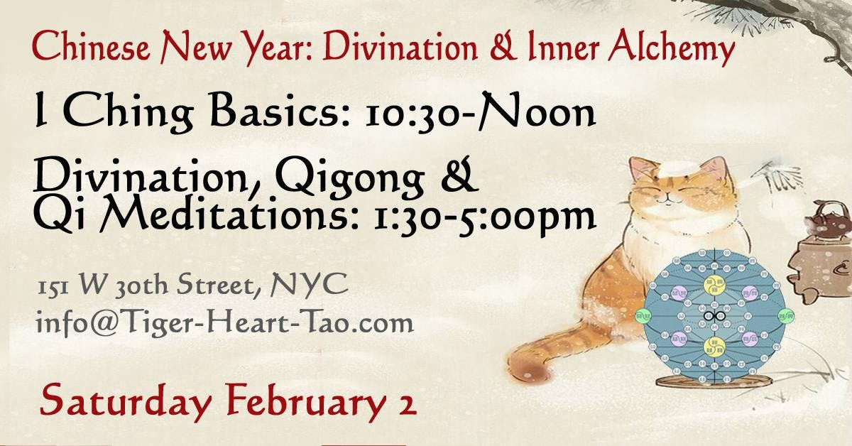 Chinese New Year: I Ching Basics for Beginners