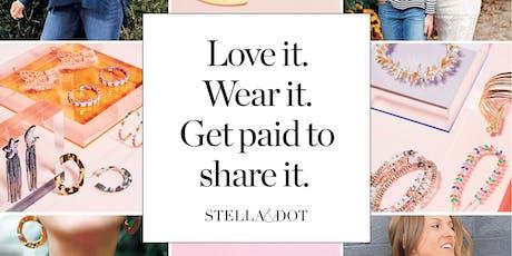 """""""Meet Stella & Dot"""" tickets"""