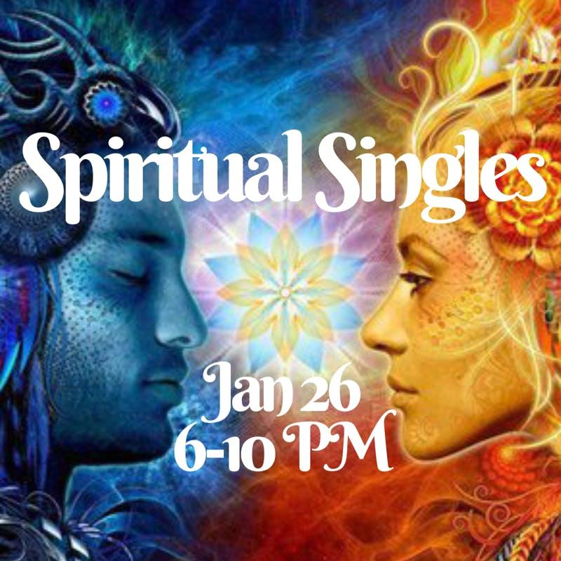 Spiritual Singles: Conscious Connection Mixer