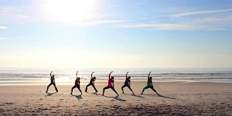 MIPIM 2020 Yoga on the Beach billets