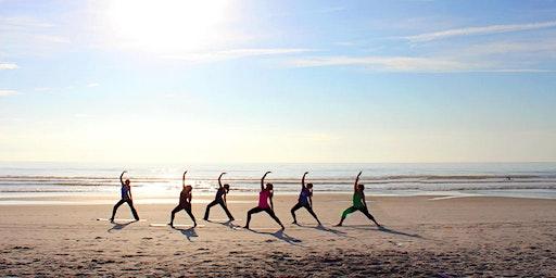 MIPIM 2020 Yoga on the Beach