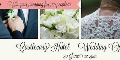 Castlecary Hotel Wedding Open Day