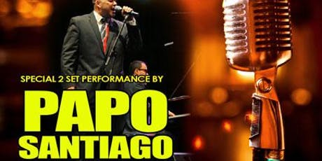 Live Band Salsa Tuesday – Ft. Papo Santiago Band tickets