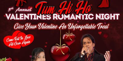 Tum Hi Ho Valentines Bollywood Dinner & Dance Party