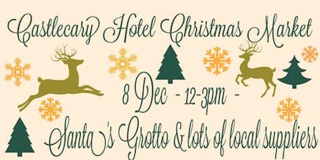 Castlecary Hotel Christmas Market  tickets