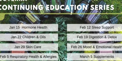 Doterra Continuing Education Series