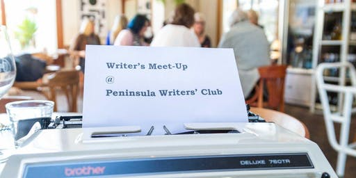 Peninsula Writers' Club writing meet-up