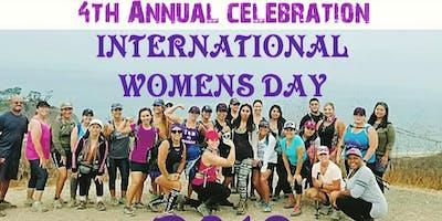 International Womens Day Hike