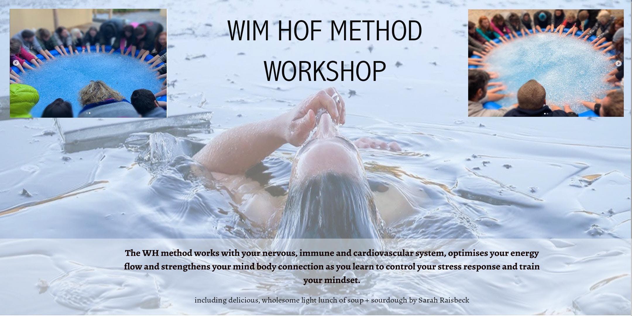 WIM HOF Fundamentals workshop