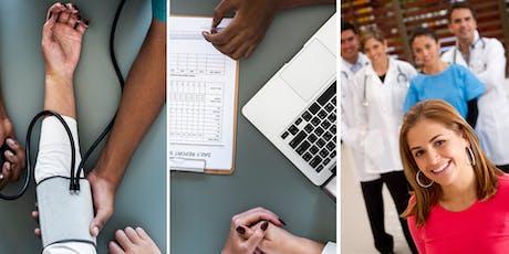 Liderazgo en Servicio al Paciente: Certificado Profesional tickets
