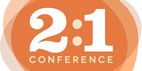2:1 Conference 2019 tickets