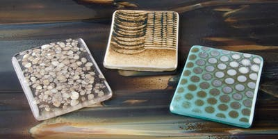 Kiln Forming Level One Technique Workshop: Taking Powders to the Next Level   2019