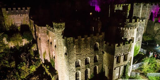 Ghost Hunt at Gwrych Castle
