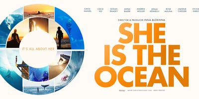 She is the Ocean - Victoria Screening