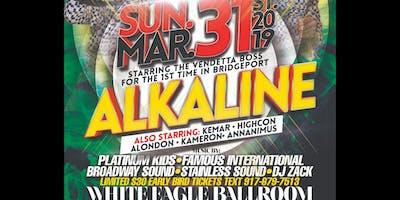 SPRING FEST (CT) ALKALINE LIVE