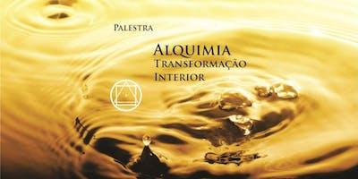 Palestra em Campinas Alquimia: transformação in