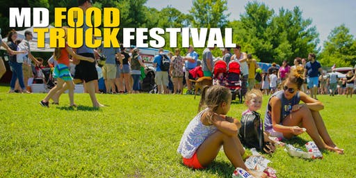 Maryland Food Truck Festival at Kinder Farm Park 2019