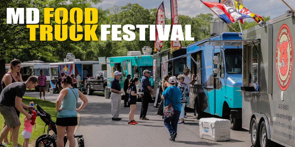 MD Food Truck Festival at Anne Arundel County Fairgrounds 2019 ...