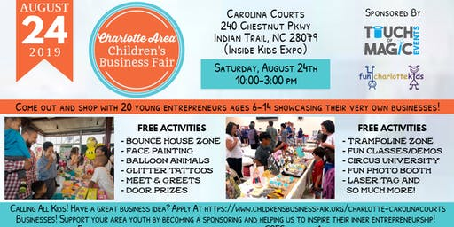 Charlotte Area Children's Business Fair