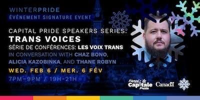 Trans Voices / Les voix trans