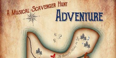A Musical Scavenger Hunt Adventure!