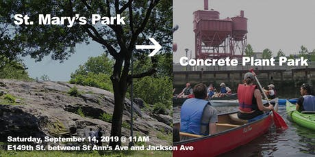 Bike Ride and Paddle the Bronx River! tickets