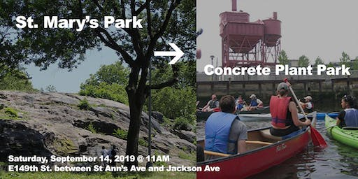 Bike Ride and Paddle the Bronx River!