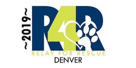 RELAY FOR RESCUE 2019-DENVER tickets