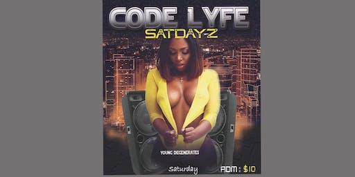 Code life Saturday