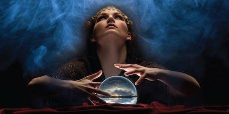 A Salem Séance with Psychic Medium Leanne Marrama (November) tickets