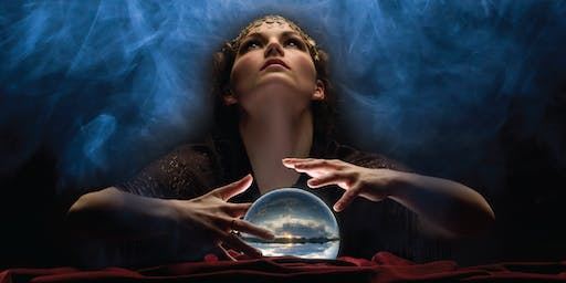 A Salem Séance with Psychic Medium Timothy Reagan (July - Sept.)