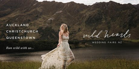 Wild Hearts Christchurch Wedding Fair & Runway 2019 tickets