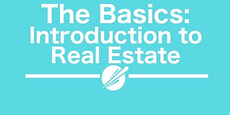 Introduction to Real Estate Investing - Santa Ana tickets
