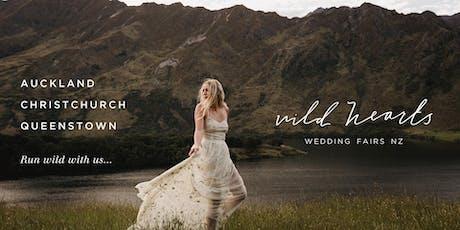 Wild Hearts Queenstown Wedding Fair & Runway 2019 tickets