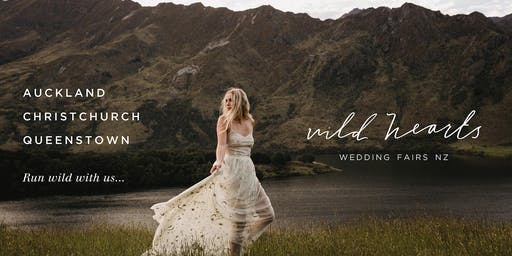 Wild Hearts Queenstown Wedding Fair & Runway 2019