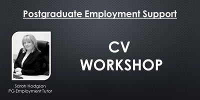 CV Workshop