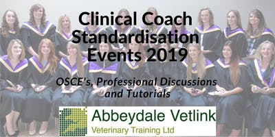 Clinical coach standardisation events 2019